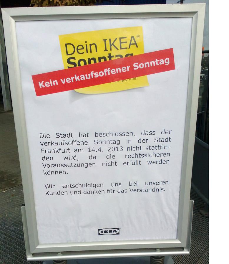 Ikea Frankfurt Verkaufsoffener Sonntag - Test 7